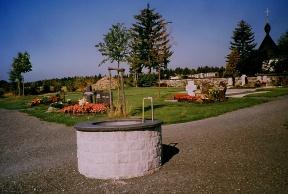 Neuer Friedhofsteil